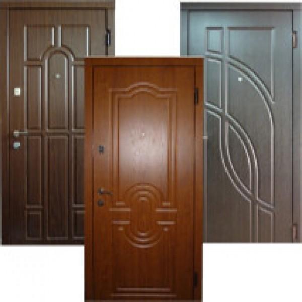 Двери наружные